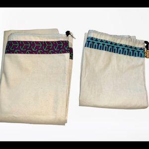 Bundle  Authentic 2 Tory Burch Dust Bag